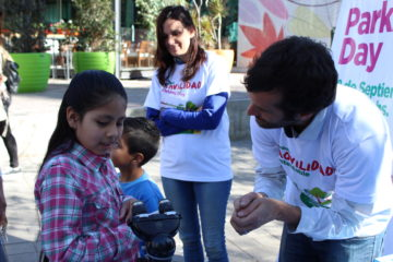 Parking Day Instituto Ferreyra